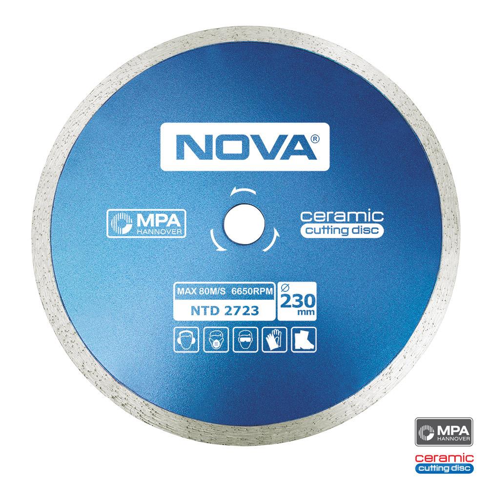 category - Ceramic Cutting Disc 230%